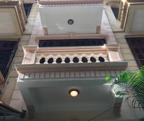 Nhà đẹp mới 4 tầng phố Bình Minh, cách đường Lê Thanh Nghị tầm 30m