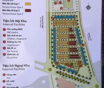 Bán nhanh 1 căn shophouse nhà phố mặt tiền view công viên tại khu đô thị Belhomes Từ Sơn