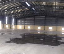 Cho thuê kho xưởng DT 1000m2-5000m2, KCN Tân Quang, Văn Lâm, Hưng Yên