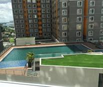 Bán căn hộ The CBD, Q2, lầu 6, 80m2, 3pn, 2wc, nhà trống, giá 1.9 tỷ/tổng. LH 0918860304