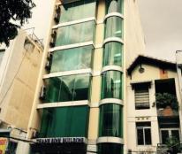 Bán nhà 8 lầu đường Lê Quang Định, quận Bình Thạnh, DT: 252m2, giá 69.5 tỷ, cho thuê 39 tỷ / 9 năm