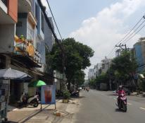 Bán nhà mặt tiền Bàu Cát, quận Tân Bình, 6,2 x 21m, 4 lầu, giá 24 tỷ