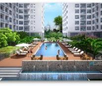 Căn hộ A2 tầng 9 block D, diện tích căn hộ 129,6 m2, 3 PN, 3 WC, full nội thất
