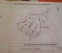 Đất đường Việt Bắc, thành phố Thái Nguyên cần bán hoặc tìm người đầu tư chung