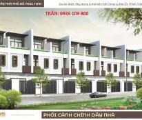 Nhận đặt chỗ 9 căn đầu tiên nhà phố Đỗ Thúc Tịnh, LH 0935109880