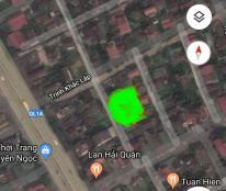 Bán đất ngã 3 thị xã Hồng Lĩnh, 425m2, 850 triệu LH 0946550495