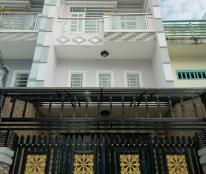 Nhà ngã 4 An Dương Vương và Võ Văn Kiệt, Quận 8. Giá 4.5 tỷ