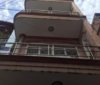 Bán nhà đường Vạn Kiếp, DT 4x13m, trệt 3 lầu, giá 5.35 tỷ