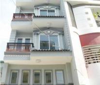 Bán gấp nhà mặt tiền đường Lê Thị Hồng Gấm, Quận 1. DT: 4,25x18m, trệt 4 lầu