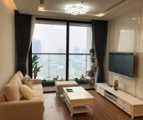 Cho thuê CHCC Golden Palace, tầng 25, 120m2, 3 phòng ngủ, nội thất đầy đủ, 23tr/th