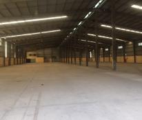 Cho thuê nhà xưởng tiêu chuẩn tại Mỹ Hào, Hưng Yên, DT 770m2, 1000m2, 2800m2