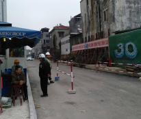 Cần bán shophouse khu đô thị Sky Garden Minh Khai 98m2, mặt tiền 10m, giá 110 triệu/m2