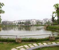 Bán biệt thự mặt hồ Xuân Phương Viglacera, Nam Từ Liêm, hướng TN, 187m2. LH: 0823200999