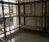 KTX máy lạnh nam, nữ giá chỉ 700 nghìn/tháng ở Hậu Giang, phường 4, Tân Bình