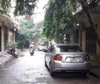 Bán nhà cực đẹp khu phân lô phố Yên Lạc, ô tô vào nhà, DT 45m2 x 5T, giá 6,2 tỷ