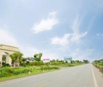 Cần bán lô đất 100m2, KĐT V-Green City Phố Nối. Gần vườn hoa, hồ điều hòa, có thể xây dựng ngay