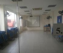 Cho thuê văn phòng, lớp học mặt phố Lê Thanh Nghị, 40m2