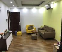Tôi có căn hộ 46m2 chung cư CT2C Nghĩa Đô, quần thể nội khu cực đẹp