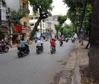 Bán nhà mặt phố Lê Văn Hưu, Hai Bà Trưng, lô góc, cách Hồ Gươm chỉ vài phút đi xe