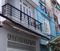 Bán nhà trệt, 2 lầu, ST hẻm 30 Mai Lan, P. Tân Kiểng, Q. 7. Giá 3.39 tỷ (TL)