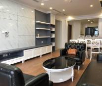 cho thuê CHCC Golden Palace Mễ Trì, 141m2, 4 PN Sáng, full nội thất, view đẹp, giá 22tr/th