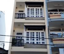 Bán nhà HXH 6m Bùi Thế Mỹ, P 10, Q. Tân Bình (4,05 x14m), 56.7m2, 3 lầu, 1 ST, giá: 5,6 tỷ
