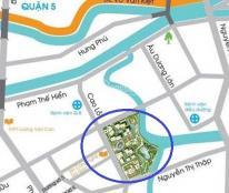 Topaz City quận 8 Block B1.8.04 2PN 73.98m2 hướng Đông Nam