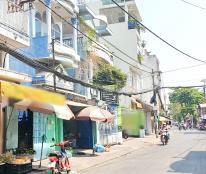 Bán nhà mặt tiền 2 lầu đường Phong Phú, Phường 12, Quận 8