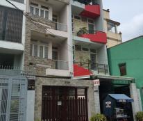 Bán nhà mặt tiền 79/9 Phú Định, P16, Q8, (4x13m) 2 lầu mới, sát chợ cho thuê 15tr/th