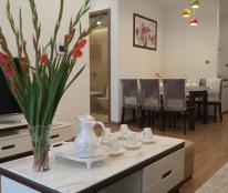 Cho thuê căn hộ chung cư Home City Trung Kính, 70m2, 2 PN, full, giá chỉ 14 tr/th. LH: 0936496919