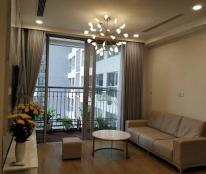 Cho thuê căn góc tầng 18, 110m2, 3 phòng ngủ thoáng có ban công, đủ đồ 35 tr/tháng, 0964399884