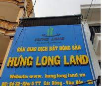 Mua Bán Đất Nền Vân Đồn 0915233224