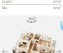 Cần bán lô góc Maridin Garden 2, Tân Mai, 130m2 giá chỉ 4.31 tỷ
