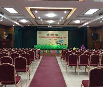 Cho thuê hội trường, phòng họp, phòng đào tạo tại Hà Nội, LH: 0399032122