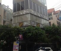 Nhà bán góc 2 MT Đặng Dung và Trần Nhật Duật, Q. 1, gần chợ Tân Định, Hai Bà Trưng