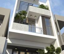 Bán nhà mặt tiền đường B6, P12, Q. Tân Bình, (4*20m), trệt, 3 lầu, giá 13.5 tỷ