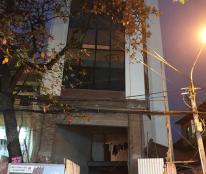 Cho thuê nhà đường Hai Bà Trưng, MT: 8m, DT 64m2, 4T kinh doanh sạch sẽ