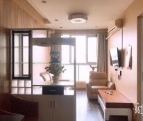 Cho thuê tòa nhà căn hộ dịch vụ tại Trấn Vũ Tây Hồ Hà nội, nhà 9 tầng chỉ 100 tr/th