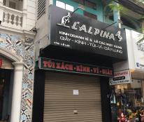 Cho thuê nhà lô góc phố Lê Lợi, MT 12m, DT: 200m2, thông sàn làm thời trang