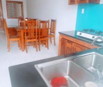 Cho thuê căn chung cư CT1 Nha Trang, căn góc đủ nội thất, giá 7.5 tr/tháng