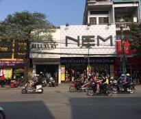 Cho thuê nhà mặt phố Trần Nguyên Hãn, Hải Phòng DT 70m2, 1 tầng, MT 4m