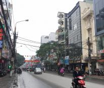 Cho thuê nhà mặt phố Lương Khánh Thiện, Hải Phòng DT 50m2, 6 tầng, MT 4m