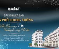 shophouse Loong Toòng Quảng Ninh mở bán