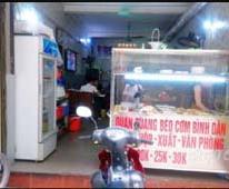 Sang nhượng quán cơm bình dân số 5A ngõ 2 Ao Sen, Mỗ Lao, Hà Đông