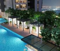 Căn penthouse The Ascent bán có DT 250m2 tầng cao, tháp A, 3PN, view sông