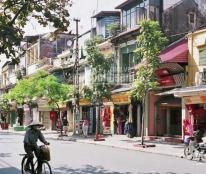 Cho thuê nhà căn góc 3 tầng mặt phố Quán Thánh, Hà Nội