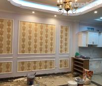 Chủ nhà cần tiền bán đất mặt phố Định Công, đang có sẵn nhà 2 tầng cũ