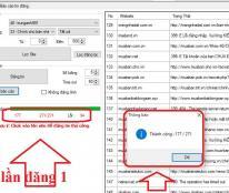 Đăng tin quảng cáo bất động sản đơn thuần lên các trang mạng internet