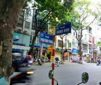 Cho thuê nhà mặt phố Phan Đình Phùng - Ba Đình, MT 4m, DT 35m2