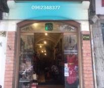 Cho thuê mặt bằng kinh doanh mặt phố Hàng Gai, Hoàn Kiếm, Hà Nội